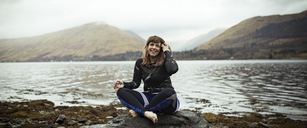 Festival of Yoga and Adventure on Loch Fyne
