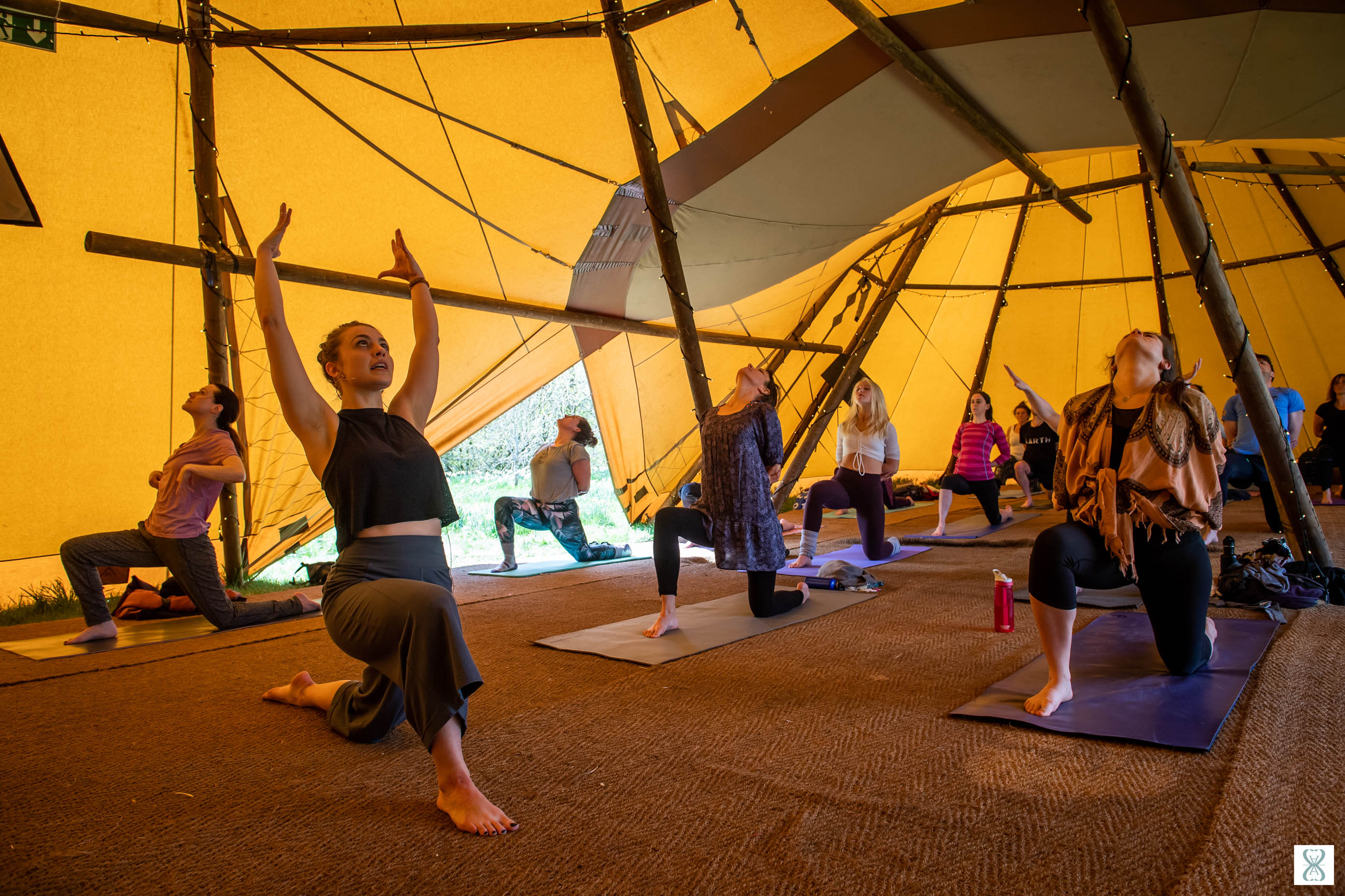 teaching at scapa fest yoga adventure festiva
